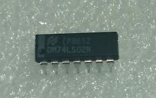 CIRCUIT INTEGRE - DM74LS02N - Quad 2-In Pos. NOR gates - NATIONAL SEMICONDUCTOR