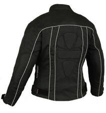 Blousons imperméable en nylon pour motocyclette Femme
