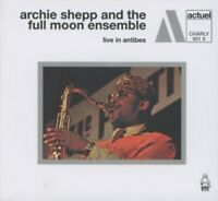 ARCHIE SHEPP - LIVE IN ANTIBES (DELUXE EDITION)  2 CD  JAZZ / ROCK  NEW!