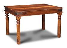 DINING ROOM FURNITURE SHEESHAM THAKATT DINING TABLE 120CM (J40)