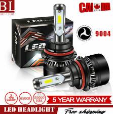 9004 HB1 LED Headlight Kit For Dodge Ram 1500 2500 3500 2000-2003 High Low Beam