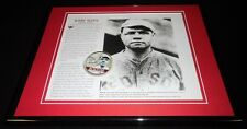 Babe Ruth 1914-1919 Boston Red Sox Framed 11x14 Photo Display