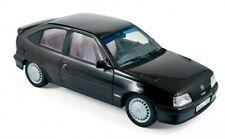 Opel Kadett E GSI schwarz 1:18 Norev