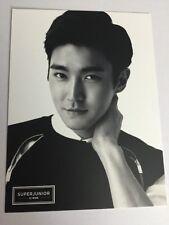 Super Junior Official Goods SiWon Postcard (no Photocard)
