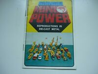 Shinsei mini power prospekt   Japan  ideal für Sammler, Raritäten