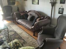 Lounge suite - Period Lounge with two matching arm chairs