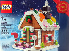 LEGO 40139 Limited Edition 2015 Christmas Gingerbread House Set NEW sealed box