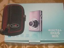 Canon IXUS 8015 digital camera