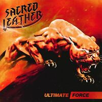 SACRED LEATHER - ULTIMATE FORCE   CD NEU