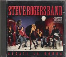"STEVE ROGERS BAND - RARO CD FUORI CATALOGO 1988 "" ALZATI LA GONNA "" VASCO ROSSI"
