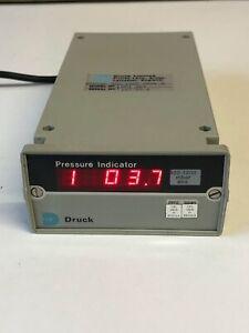 Druck Pressure Indicator - DPI 261 800-1200 mbar