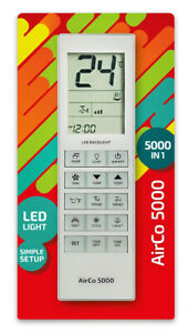 LG Air-Conditioner Replacement Remote Control AirCo 5000