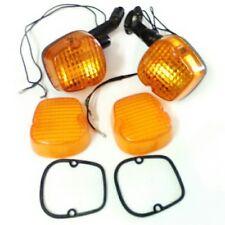 Honda 1979-1983 XL185 XL125S Front Turn Signal Indicator Lights lens