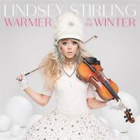 LINDSEY STIRLING Warmer In The Winter CD BRAND NEW Gatefold Sleeve