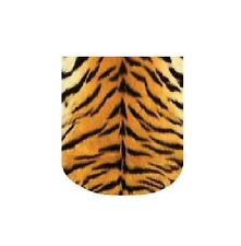 Waterslide Full Nail Decal Set of 10 - Tiger Stripes Print