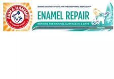 3x Arm & Hammer Enamel Repair toothpaste 75ml