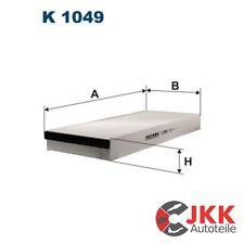FILTRON Innenraumfilter MAN L 2000 10.145 LC LLC LRC LLRC 10.155 10.163
