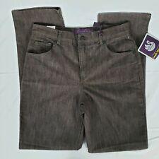 Gloria Vanderbilt Amanda Slimming Denim Stretch Colt Wash Jeans Size 6 NWT