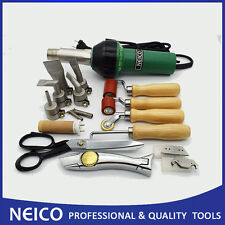 Single Ply PVC / TPO Roofing Welding Kits Of Hot Air Tools And Plastic Heat Gun