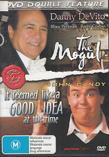 THE MOGUL / IT SEEMED LIKE A GOOD IDEA AT THE TIME DVD Region Free - New - PAL