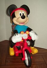 Disney Mickey Mouse Clubhouse Silly Wheelie Mickey on Cycle Toddler Preschool