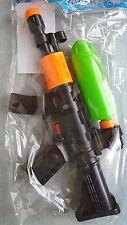 Pistolet à eau 28 cm, 1 pistolet mitraillette à eau, mitraillette à eau