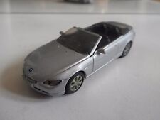 Siku BMW 645i Carbiolet in Grey