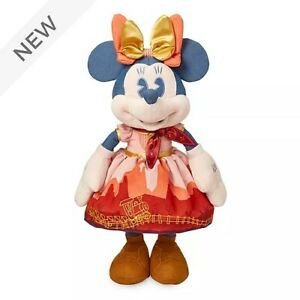 Disney Minnie Mouse The Main Attraction Big Thunder Mountain Soft Toy 9 of 12