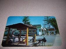 1950s HISTORIC BLACKSMITH FORGE & WHITE MANOR RESTAURANT OLD FORGE NY. POSTCARD