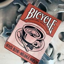 Bicycle - House Blend Playing Cards By USPCC