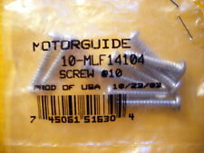 3 Quicksilver Motorguide MLF14104 Trolling Motor Top to Bottom Cover Screws 1""