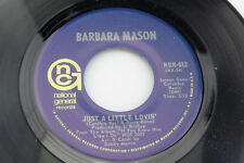 Barbara Mason: Just a Little Lovin' / It's You  [VG+ Copy]