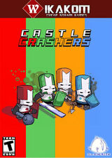 Castle Crashers Steam Digital NO DISC/BOX **Fast Delivery!**