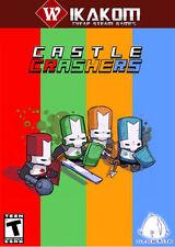 Castle Crashers Steam Digital Game **Fast Delivery!**