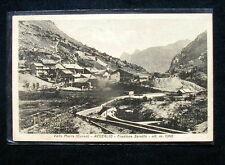 1941 rara cartolina ACCEGLIO  Frazione Saretto Valle Macra Cuneo