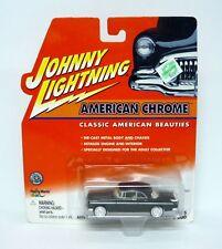 JOHNNY éclair 1955 CHRYSLER C-300 américain Chrome moulé voiture Moc 2001