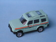 Matchbox Land Rover Discovery Wildfire Rescue Disco Toy Model Car Light Blue UB