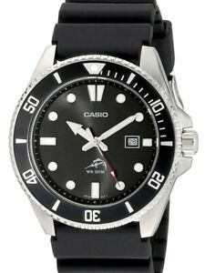 Casio MDV106-1A Men's Analog Watch - Black