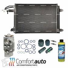 NEW A/C Condenser Kit Fits: 2006 - 2010 VW Jetta 2.0L Turbocharged  4 Cylinder