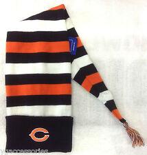 NFL Chicago Bears Reebok Cuffed Winter Knit Sock Hat Cap Beanie NEW