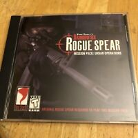 2000 Tom Clancy's Rainbow Six Rouge Spear Mission Pack: Urban Operation