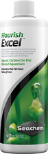 Organic Carbon For Aquarium Plants, Seachem Flourish Excel 500ml, Fertilizer