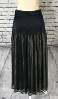 ESCADA by Margaretha Ley Couture Pleated Skirt Size 38 / US 8