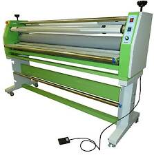 "New 65"" AK-600 large electric cold roller laminator for mounting overlaminating"