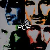 Pop U2 Audio Cd Used - Like New