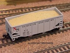 Hay Brothers SAND LOAD  - Fits ATLAS 2-Bay 55-Ton Fishbelly Hopper Cars