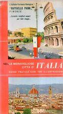 A28 Nelle meravigliose città d'Italia Bonechi 1965