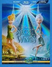 Secret of the Wings (Blu-ray/DVD, 2012, 2-Disc Set)