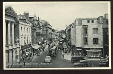 Scotland Inverness-shire INVERNESS busy High St PPC 1950s Camerons