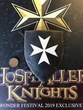 COO Models Hospitaller Knights 2019 Ex White Cross Shield loose 1/6th scale